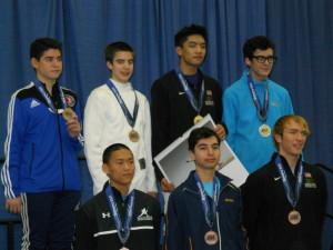 The podium 4