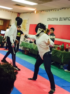 Photos Cracovia Olympic Foil Fencing School